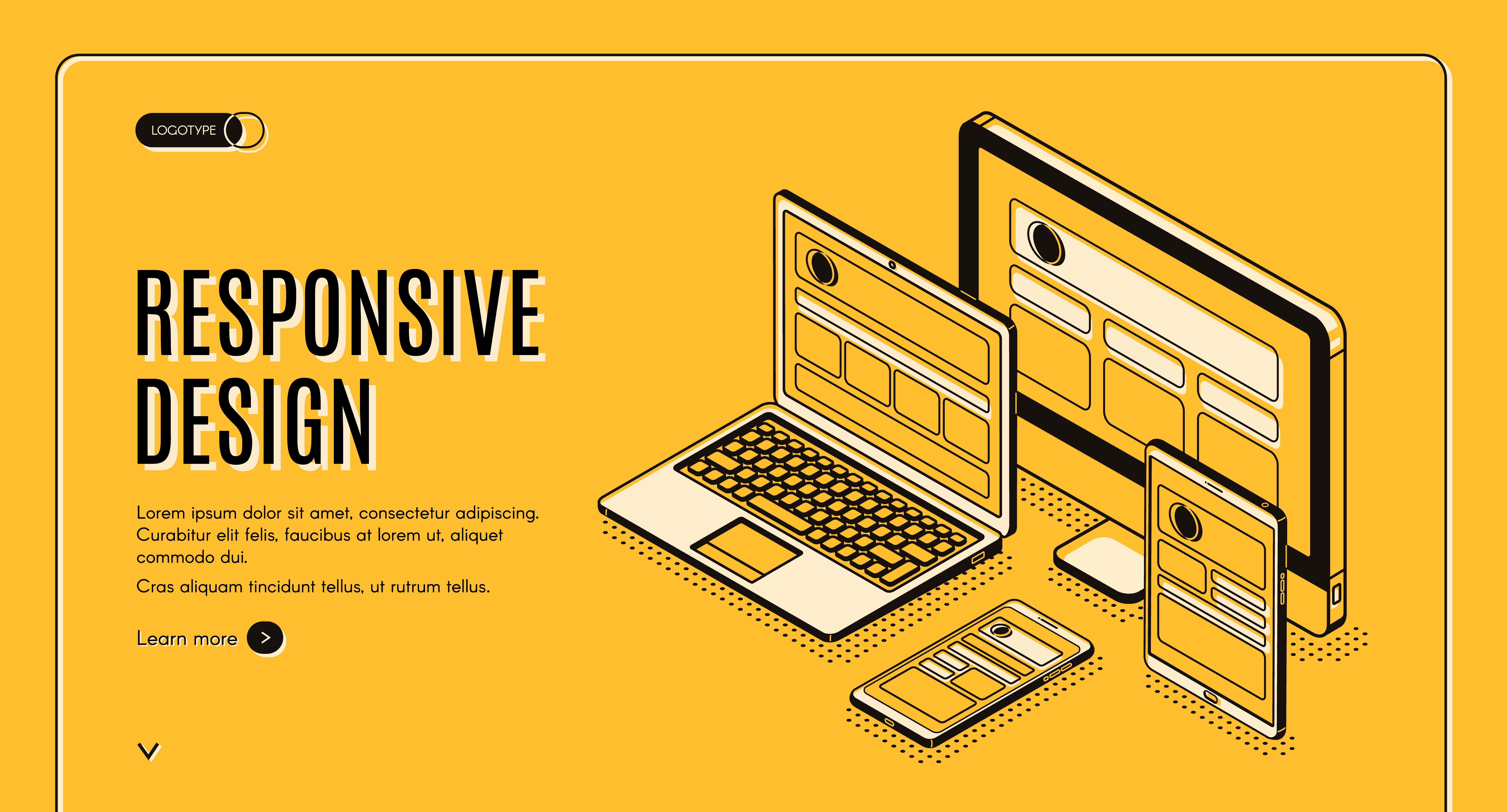 Diseño web responsive: por qué debe considerarse para su negocio lo antes posible.